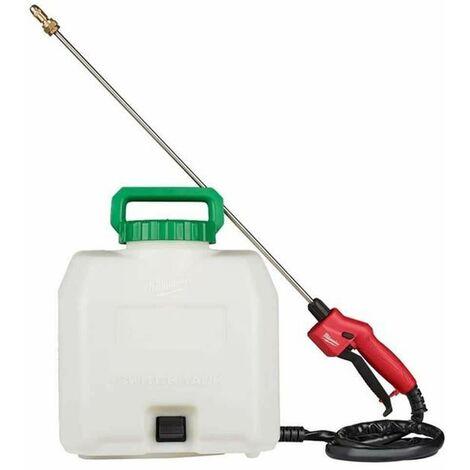 Tanque de 15 litros de productos químicos para el pulverizador de mochila MILWAUKEE M18 BPFP-CST - 4933464964
