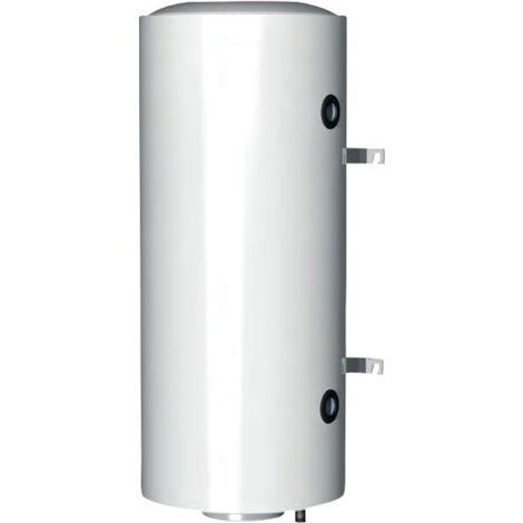 Tanque de calefacción de pared de 150 litros Styx con doble capa