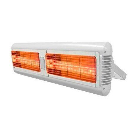 Tansun Sorrento 3.0kW Quartz Patio Heater - White - SOR215DWHT