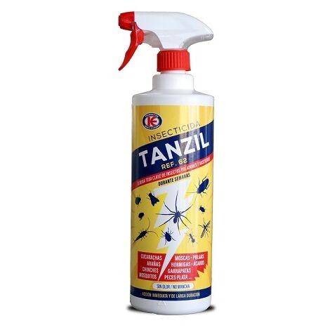 Tanzil R-62 Insecticida Moscas Listo para Usar - 1 L