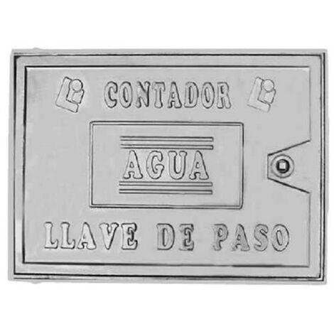"""main image of """"TAPA CONTADOR ALUMINIO 300X400"""""""