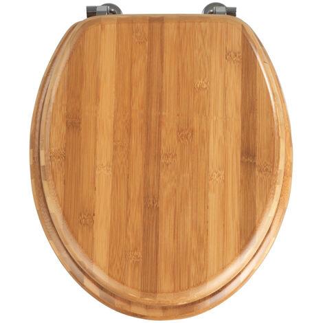 Tapa de WC Bambus WENKO