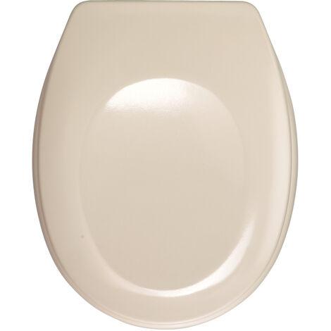 Tapa de WC Bergamo beige WENKO