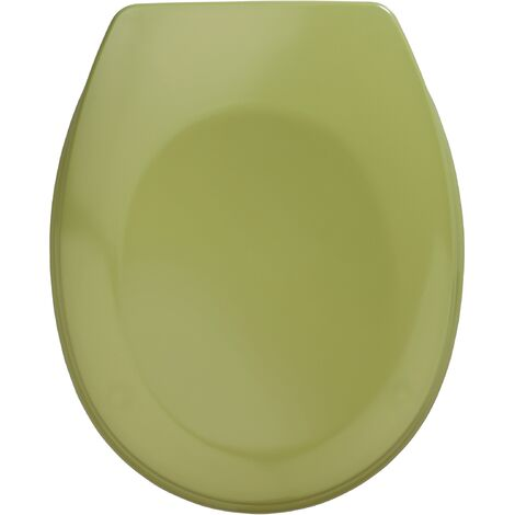 Tapa de WC Bergamo musgo verde WENKO