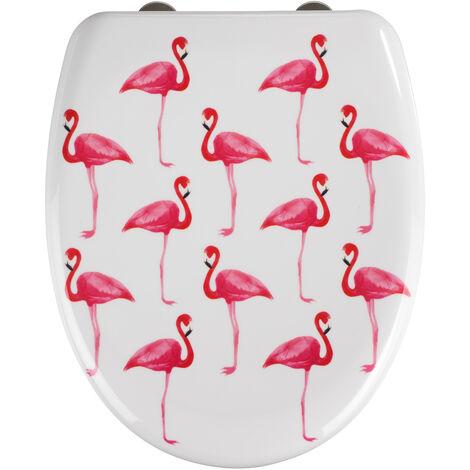 Tapa de WC Flamingo WENKO