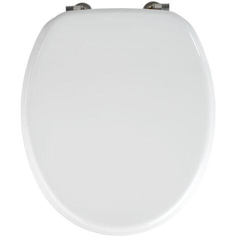 Tapa de WC Valencia blanco WENKO