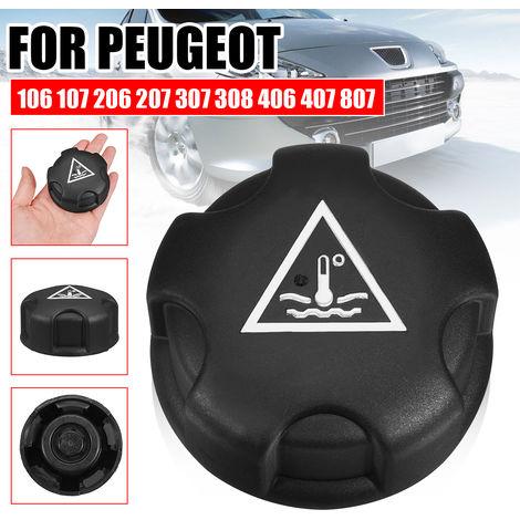 Tapa del depósito de refrigerante para Peugeot 106107206207307308406407807