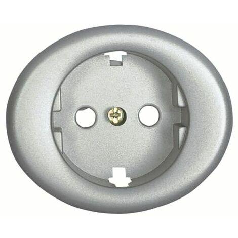 Tapa enchufe schuko plata Niessen Tacto 5588 PL
