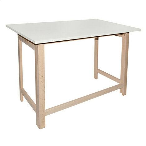 Tapa mesa plegable