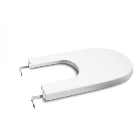 Tapa para bidé compacto con caída amortiguada MERIDIAN - ROCA Color: Blanco