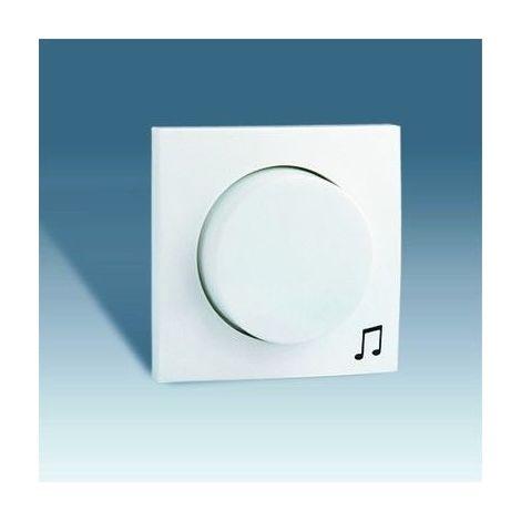 Tapa para regulador musical BLANCO Simon 28 28055-30