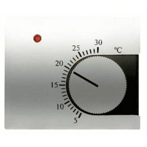 Tapa Termostato Calefacción o Termostato calefacción y refrigeración olas 8440 tt Niessen Olas Titan