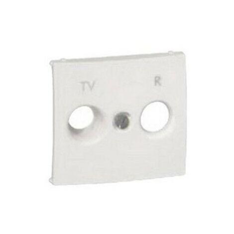 Tapa TV-R Blanco Legrand Valena 774365