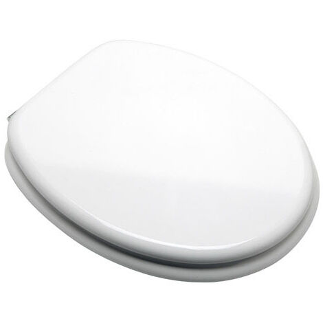 Tapa Wc Blanco Deluxe