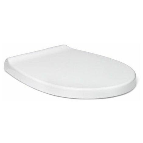 Tapa Wc Inodoro Caida Suave Pvc Blanco Optima Soft Close Tatay