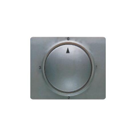 Tapa y boton conmutador rotativo aluminio fusión BJC Mega 22796-AF