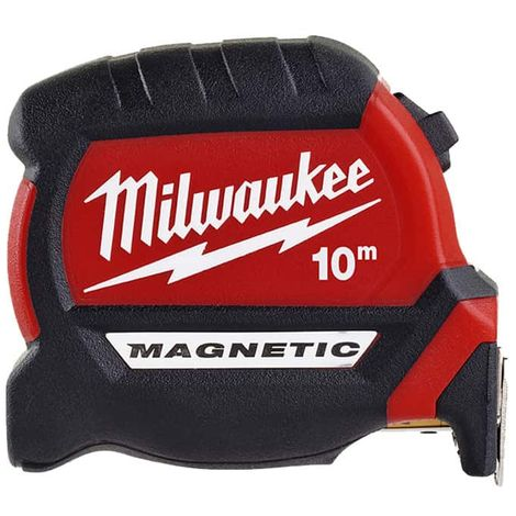 Tape Measure 10m MILWAUKEE - Magnetic 27mm 4932464601