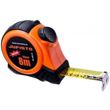 Tape measure 8 m, tape measure, magnet, lock
