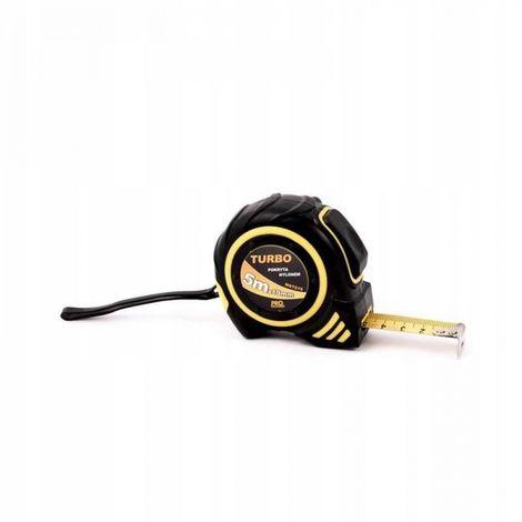 Tape measure measuring tape 5m / 19mm turbo tape p
