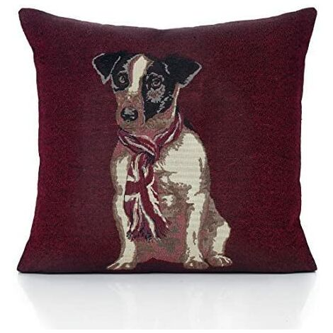 """Tapestry Cushion Cover 18"""" Bed Sofa Accessory Unfilled"""