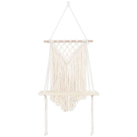 Tapestry Macrame Woven Wall Hanging Apartment Dorm Room Decoration