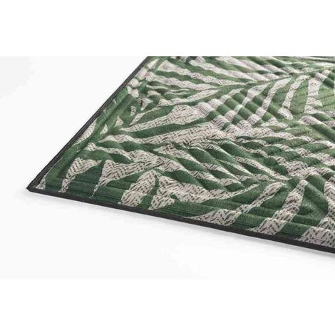 Tapis abrité brossant - halifax vegetal - 75x45 cm