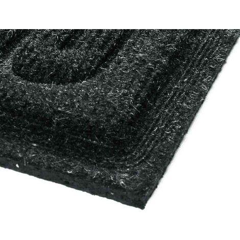 Tapis abrité brossant - ottawa - 75x45 cm
