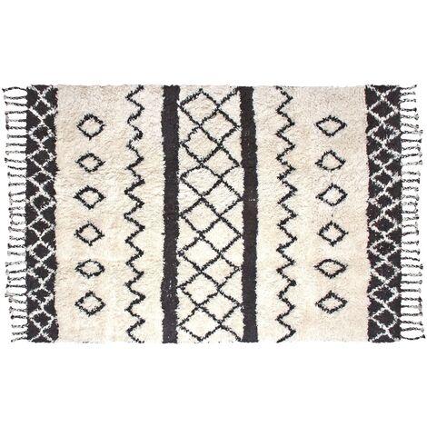 Tapis berbère en laine Gaïa