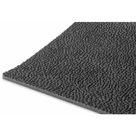 tapis caoutchouc martelé 1m x 1,2m x 3mm MW-Tools RRRZ1200-1M