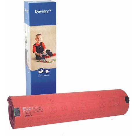 Tapis chauffant électrique Devidry 100 2m² 140 W 230 V