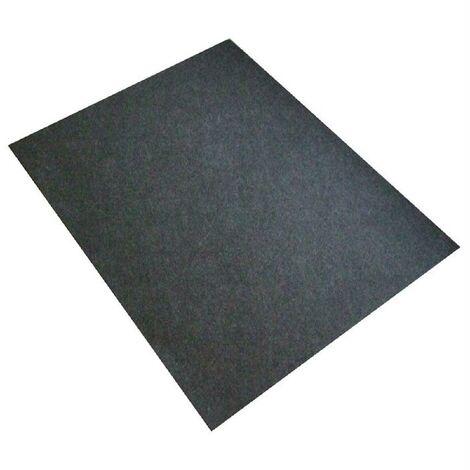 Tapis coffre moquette gris SODIFAC