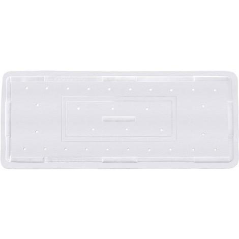 Tapis de Baignoire Blanc Dimensions 90 x 36,5 cm - Wenko 3010411100