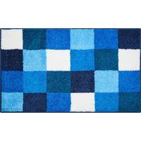 Tapis de bain BONA bleu 70 x 120 cm / Couleur: Bleu / Référence: b2747-023001244