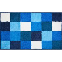 Tapis de bain BONA bleu 80 x 140 cm / Couleur: Bleu / Référence: b2747-079001244