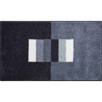 Tapis de bain CAPRICIO gris 60 x 100 cm / Couleur: Gris / Référence: b4109-016001096