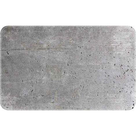 Tapis antidérapant pour baignoire Concrete