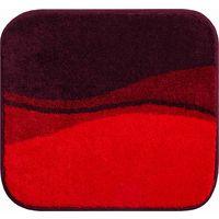 Tapis de bain FLASH rubis 55 x 60 cm / Couleur: Rubis / Référence: b4112-062001154