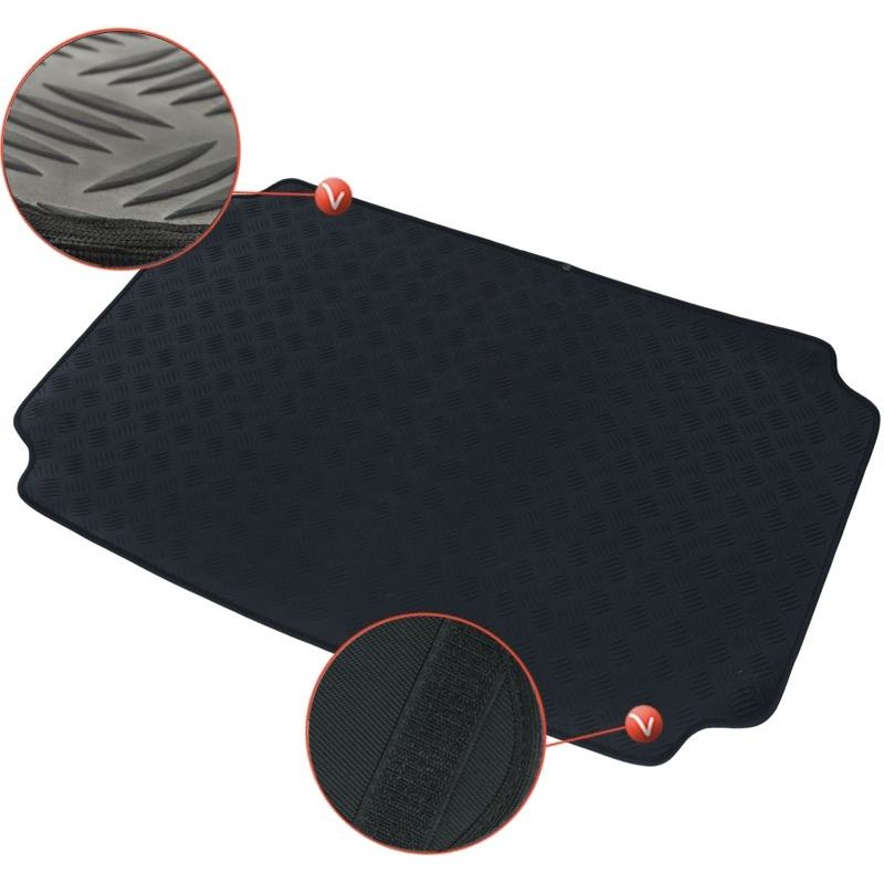 tapis de coffre auto voiture sur mesure pour peugeot. Black Bedroom Furniture Sets. Home Design Ideas