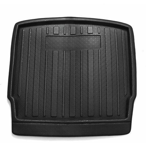 Tapis de coussin de tapis de plancher de cargaison de doublure de coffre arrière pour Volkswagen Tiguan MK2 2017 2018 2019
