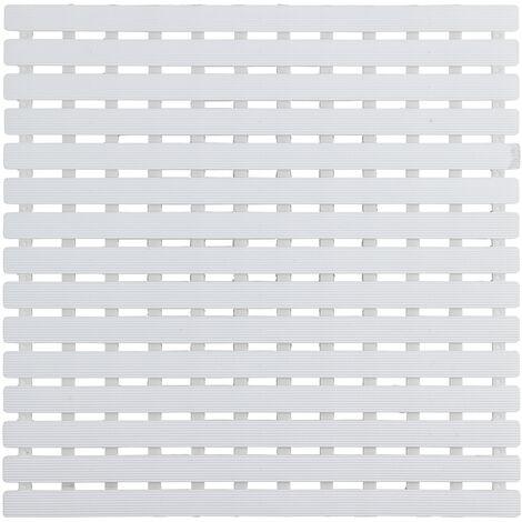 Tapis de douche Arinos blanc
