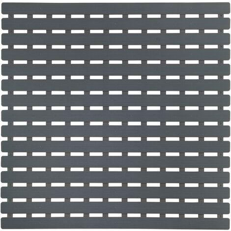 Tapis de douche Arinos gris