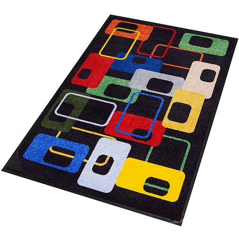 Tapis de propreté, 175 Déco Design™ standard - design Modern 70s, 600 x 900 mm