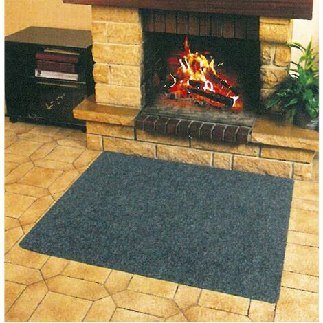 Tapis de protection anti feu 100 x 120 cm