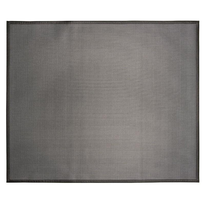 Tapis de protection pour barbecue, plancha et desserte (30% polyester / 70% pvc / base mousse 100% pvc)
