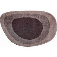 Tapis de salle de bain LAKE marron 50 x 75 cm / Couleur: marron / Référence: b2596-153003316