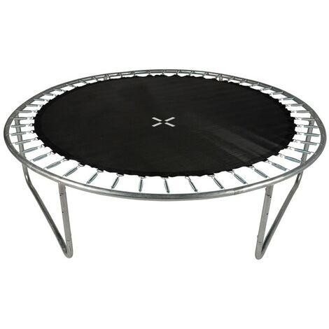 Tapis de saut trampoline - Jump4Fun Choix Tailles; 6FT ø185cm - 8FT ø244cm - 10FT ø305cm - 12FT ø366cm