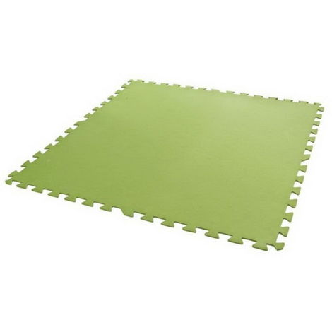 Tapis de sol Bestway puzzle 81 x 81 cm piscine hors-sol
