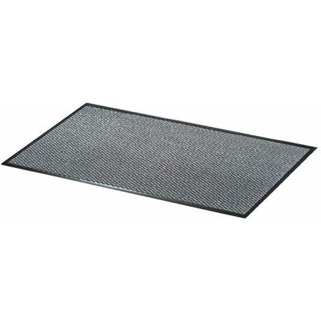 Tapis de sol noir anthracite 90x150 cm