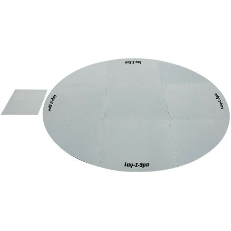 Tapis de sol pour Lay-Z-Spa Bestway 211 cm