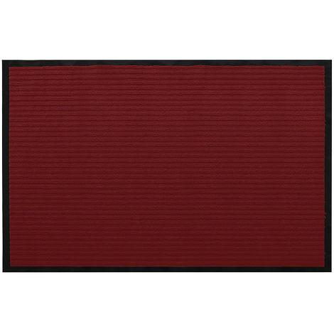Tapis de sol Rouge 180x120 Coulisseau